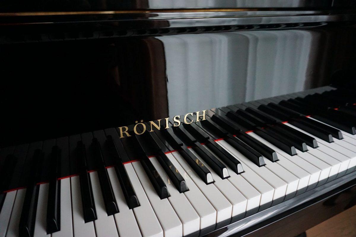 自宅のピアノ(レーニッシュ)