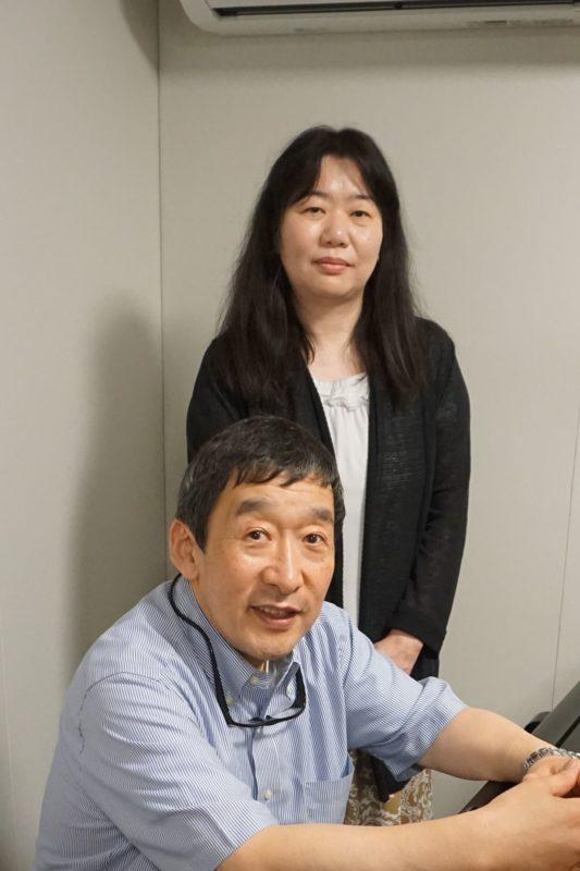 今井顕先生と